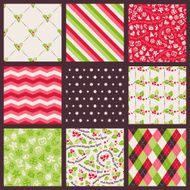 Christmas pattern set N3