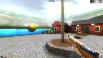 yard rifle and easy screenshot from a computer game