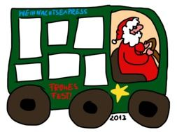 Picture of christmas express