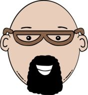men avatar cartoon drawing