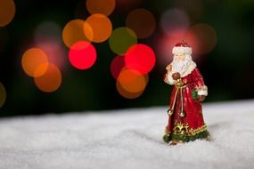 christmas decoration, santa claus