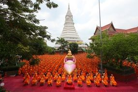 supreme patriarch buddhists temple