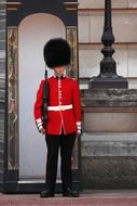 Buckingham Palace officer