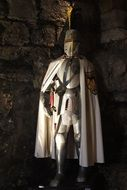 ancient medieval knight armor