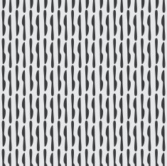 Seamless Kitchen Cutlery Knife Pattern