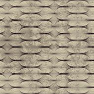 Guilloche pattern with grunge effect