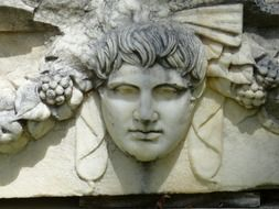 aphrodisias antique head