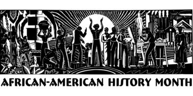 african- american history month drawing