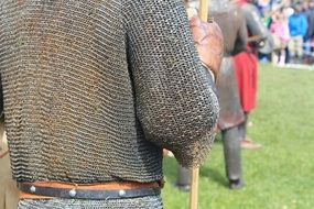 chain armor chainmail ringmail