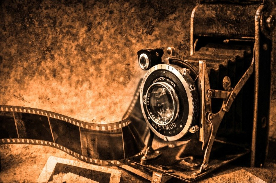 photo camera photography old retro