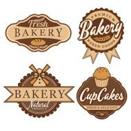 Bakery Badge & Labels