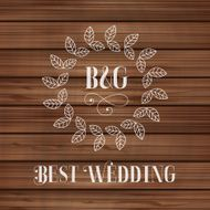 Best wedding label N2