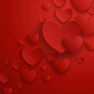 Valentine`s Day abstract background N3
