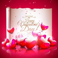 valentine's day greeting card N17