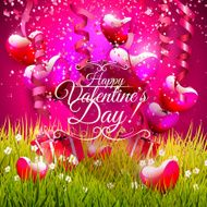 valentine's day greeting card N19