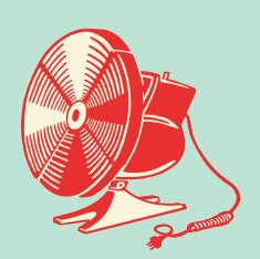 Electric Fan N2