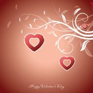 Valentines day greeting card N13