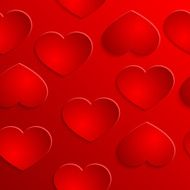 Abstract background to the Valentine's day N3