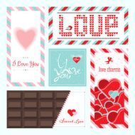 Valentines day and Wedding greeting card N2