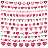 Valentine's Day decoration set N2