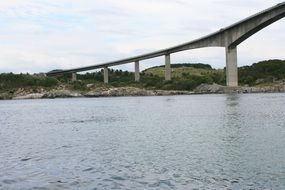 bridge concrete