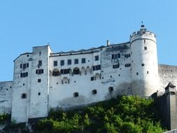 fortress in austria