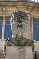 university oxford statue UK