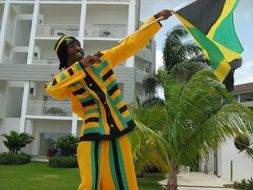 national celebration in Jamaica