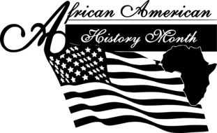clipart of the african american history month