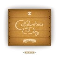 Valentines Day card N163