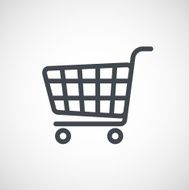 Shopping Cart Icon N22