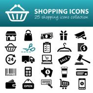 Shopping Icons N82
