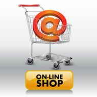 Internet shopping concept N4