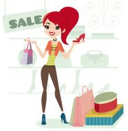 Sale! Let's go shopping! N2