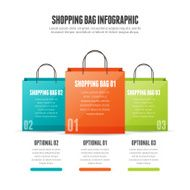 Shopping Bag Infographic N2