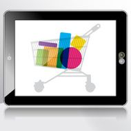 Tablet PC online shopping