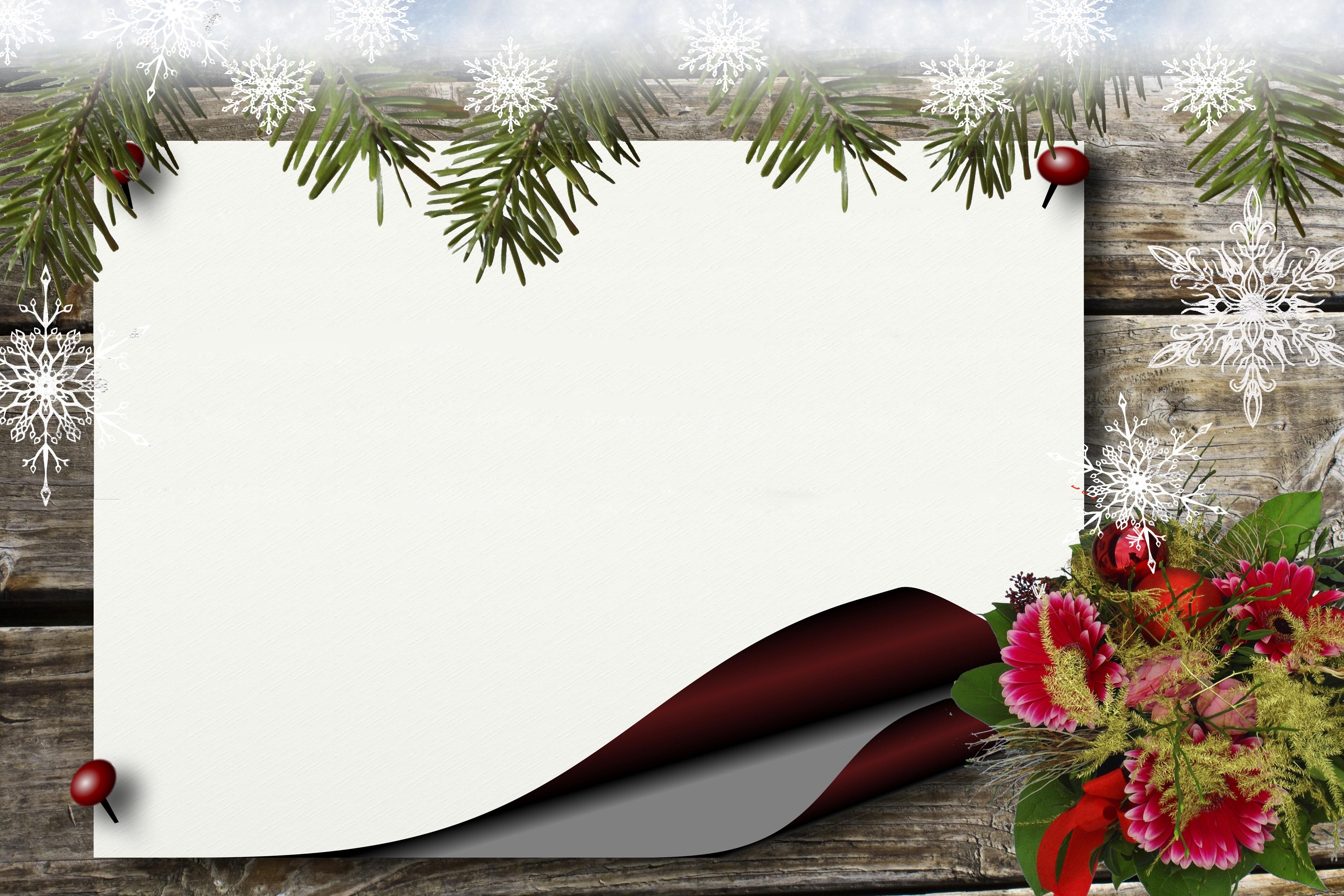 Приглашение с новым годом открытки, днем