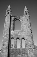 cathedral st andrews scotland ruin