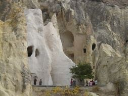 Goreme National Park - open-air museum in Turkey