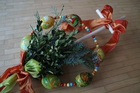 bouquet for palm sunday