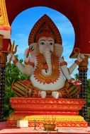 elephant god ganesh