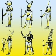 egyptian worship history