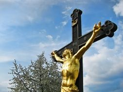 catholic crucifixion jesus christ