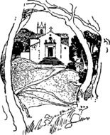 church pierre drawing