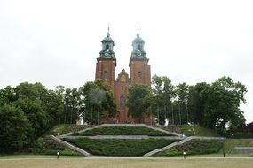 poland gniezno church