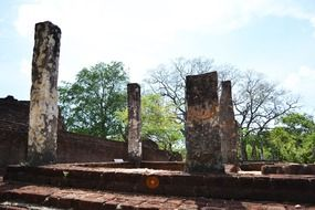 old buddhist temples