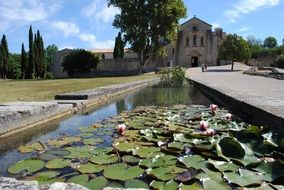 Silvacane France monastery abbey