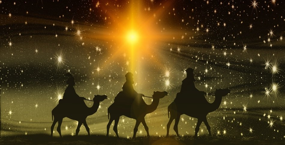 Epiphany or Theophany also known as Three Kings' Day, is a Christian feast day