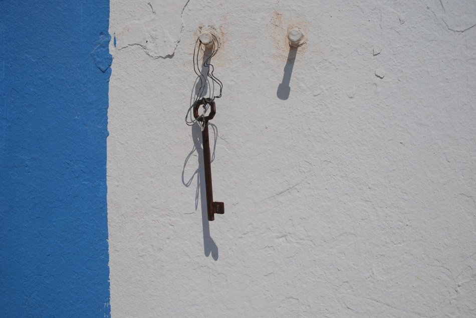 key of greek orthodox church