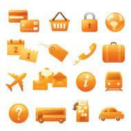 Travel Website Icons N2